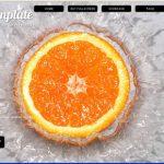背景画像フルスクリーンテンプレート&フルスクリーンWordPressテーマ『Fullscreen Templete』