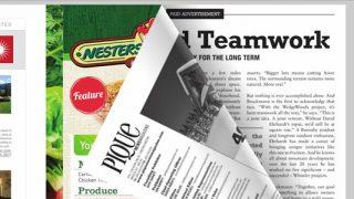 ページをめくる効果が美しい。雑誌や本のようにリアルにページをめくれるjQueryプラグイン「turn.js」