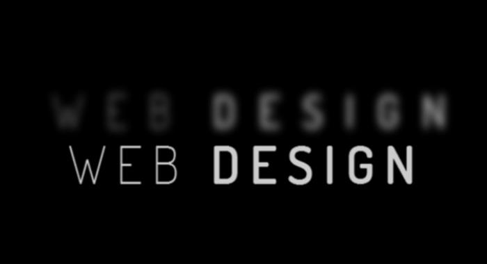 映画の予告風にテキストをアニメーションさせる「Text Opening Sequence with CSS Animations 」