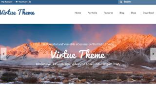ネットショップも作れるWordPressの無料テーマ「Virtue」