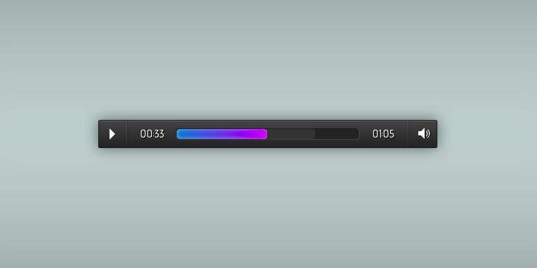 audioタグをスマホフレンドリーでレスポンシブにカスタマイズする「Audio Player: Responsive and Touch-Friendly」jQueryプラグイン